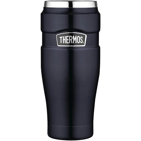 Thermos King-Size Stainless Steel Tumbler - 16 oz.
