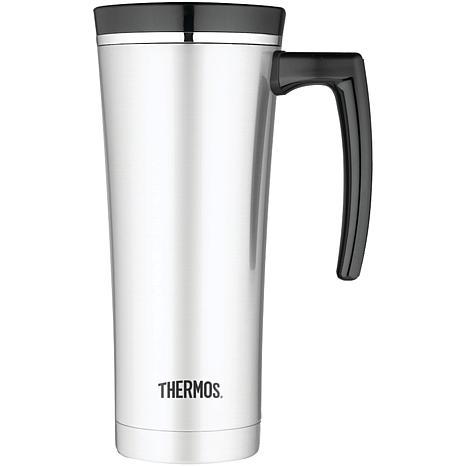 Thermos Sipp 16 oz. Stainless Steel Travel Mug