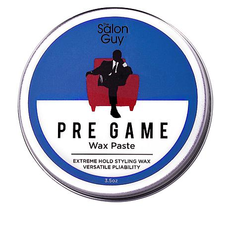TheSalonGuy PRE GAME Wax Paste Extreme Hold Matte Finish