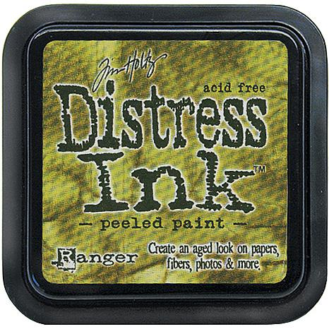Tim Holtz Distress Ink Pad - Peeled Paint