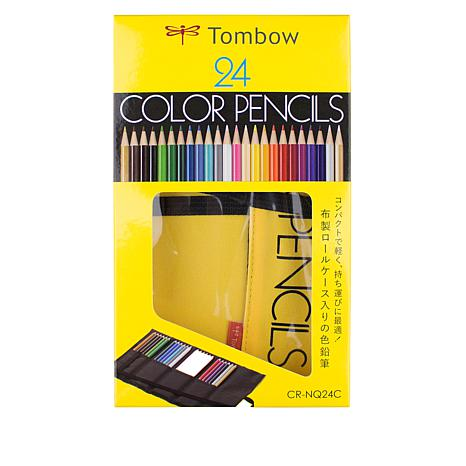 Tombow 24-piece Colored Pencil Travel Set