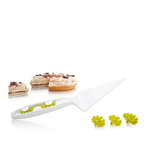 Tomorrow's Kitchen Cake Server and Divider Set