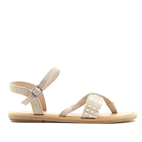 TOMS Lexie Canvas Thong Sandal