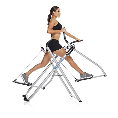 Gazelle Exercise Machine >> Exclusive Tony Little Gazelle Sprintmaster Exercise System With 6 Workouts