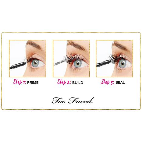 Too Faced Better Than False Lashes Extreme! - 7660285 | HSN