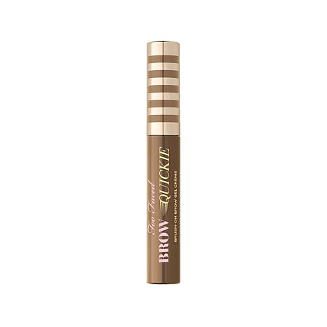 Too Faced Brow Quickie Brow Fiber Gel - Universal Taupe