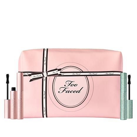 Too Faced Ultimate Better Than Sex 3-piece Mascara Set with Bag