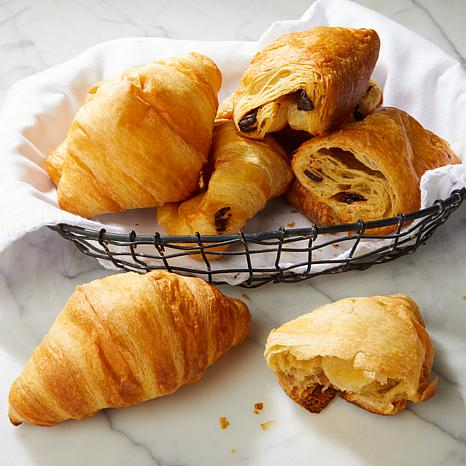 Topshelf Cuisine 20 Ct French Butter Chocolate Croissants Auto Ship