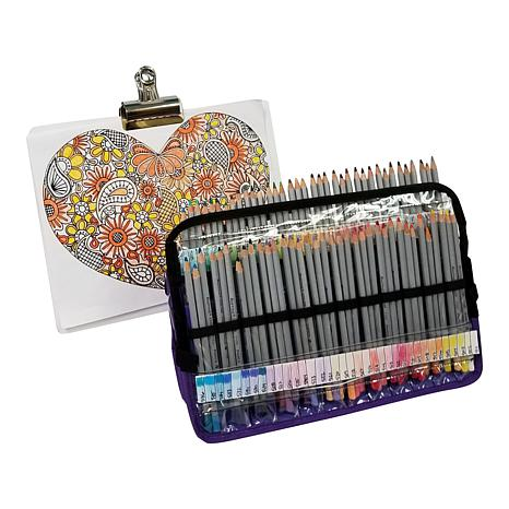Totally-Tiffany Color Keeper with Rotating Coloring Board - 8180245 ...