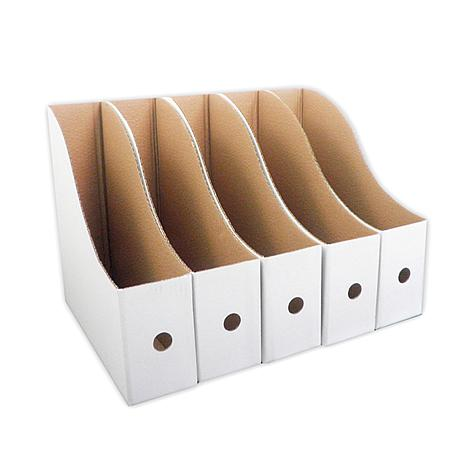 Totally-Tiffany ScrapRack Paper Junkie Storage Boxes