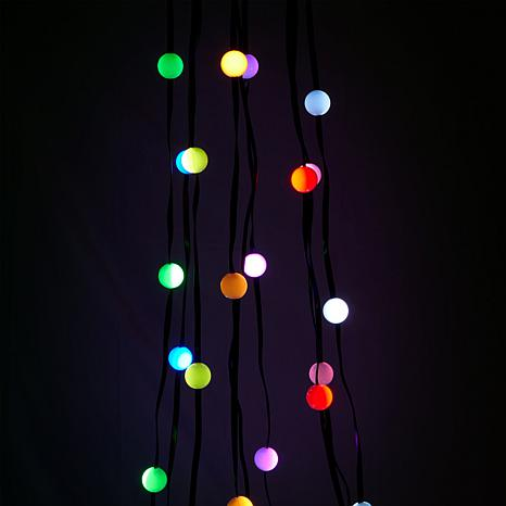 tree dazzler deluxe christmas tree lights 8205253 hsn