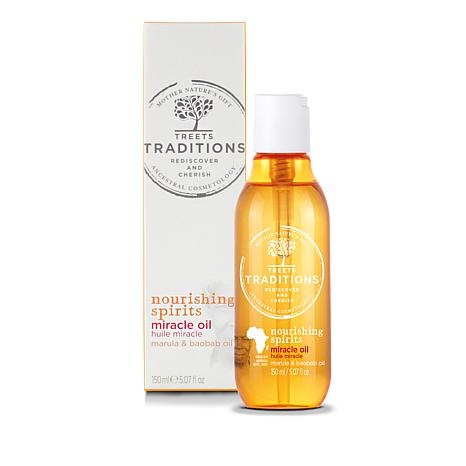 Treets Traditions Nourishing Miracle Oil