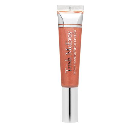 Trish McEvoy Beauty Booster Lip Gloss SPF 15 Sexy Nude