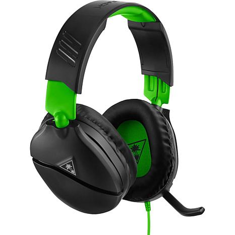 Turtle Beach Recon 70 Black/Green Gaming Headset for Xbox One