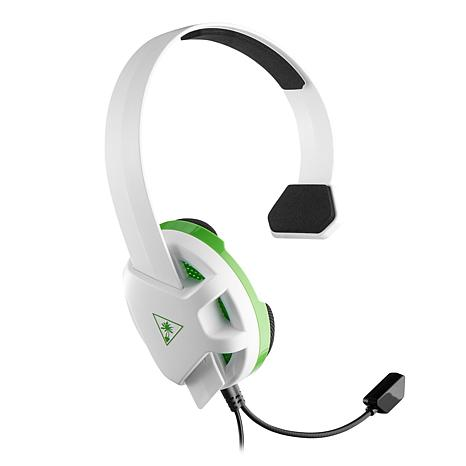 Turtle Beach Recon Chat White Gaming Headset - Xbox One