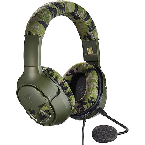 20fde9a0251 Turtle Beach Recon Gaming Headset for Xbox One, PS4, PC, Mac & Mobile -  8835702 | HSN
