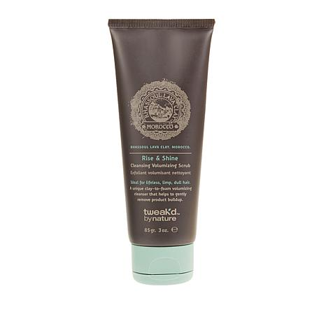Tweak-d Rhassoul Rise and Shine Cleansing Volumizing Scrub