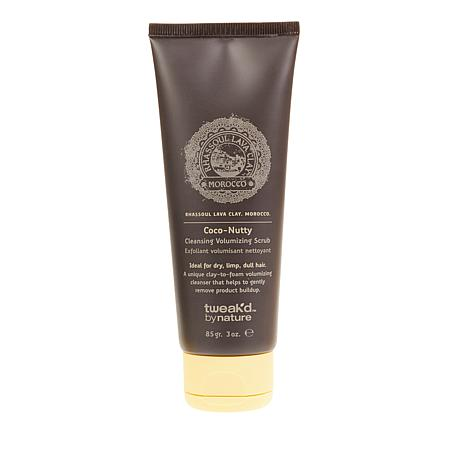 Tweak'd By Nature Coco-Nutty Volumizing Clayditioner