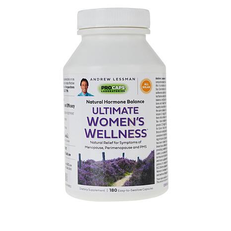 Ultimate Women S Wellness 180 Capsules 8294935 Hsn