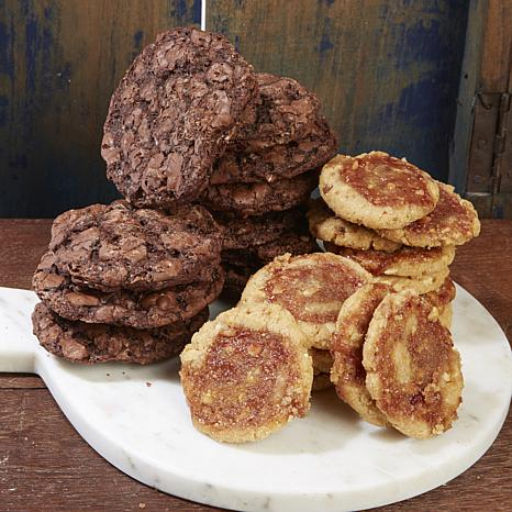Velvet Rope 4-pack Sweet and Salty Spicy Cookies