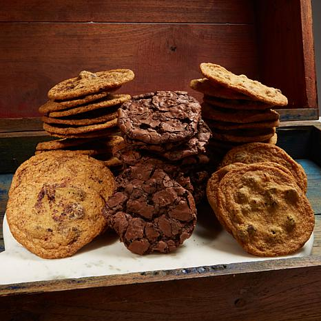 Velvet Rope Chocolate Sweet & Salty Assorted Cookies