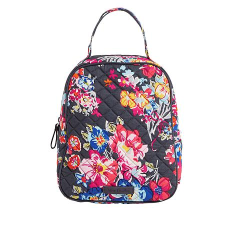 Vera Bradley Iconic Quilted Lunch Bag