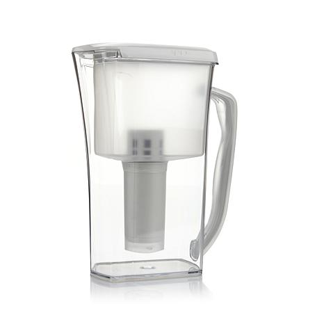 Verbatim Water Filtration Pitcher - Filter Included