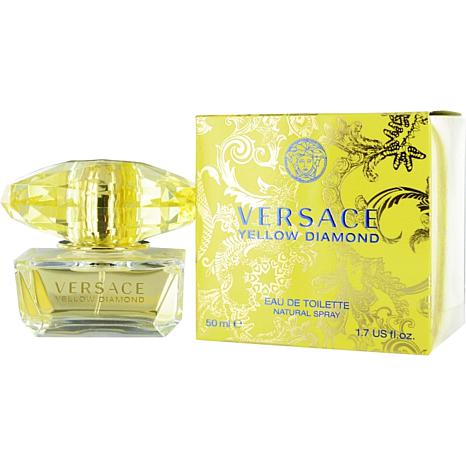 Versace Yellow Diamond EDT Spray - Women 1.7 oz.