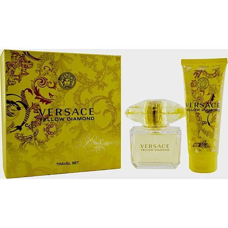 Versace Yellow Diamond by Gianni Versace Set for Women 3.0 oz ...