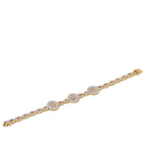 Victoria Wieck Absolute™ Infinity,Design Line Bracelet