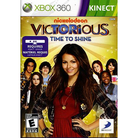 Victorious Time to Shine Kinect - Xbox 360