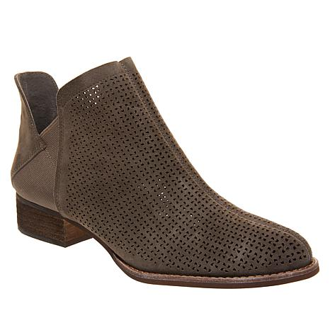 Vince Camuto Celena Leather Ankle Bootie