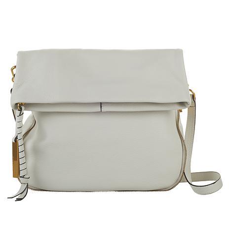 Vince Camuto Cory Leather Shoulder Bag