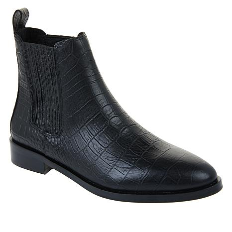 Vince Camuto Haventa Leather Ankle Bootie