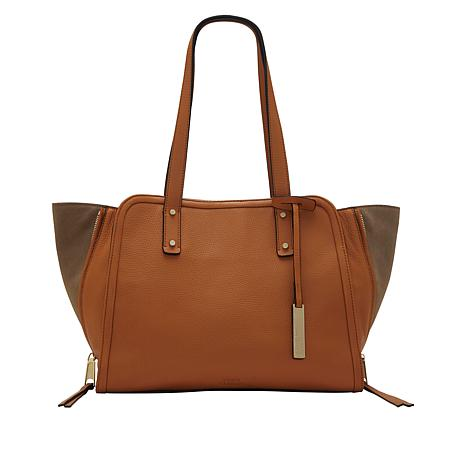 Vince Camuto Julez Leather Tote