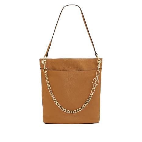 Vince Camuto Liya Leather Hobo