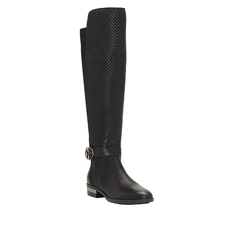VInce Camuto Pordalia Tall Leather Riding Boot