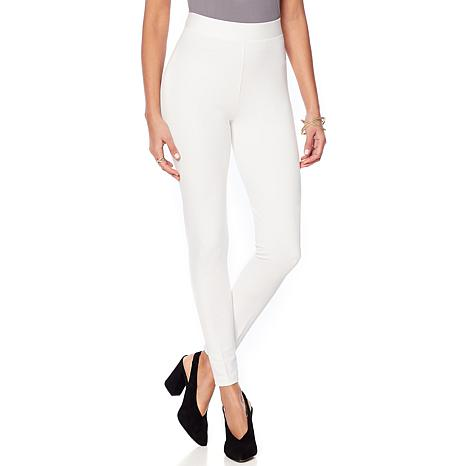 Vince Camuto Seamed Back Ponte Legging