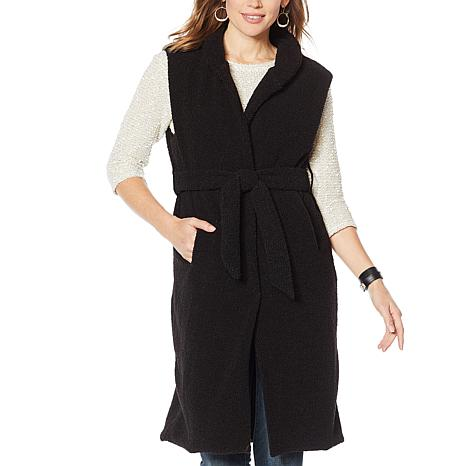 Vince Camuto Teddy Belted Duster