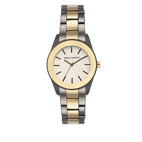 Vince Camuto Women's Round Dial Bracelet Watch