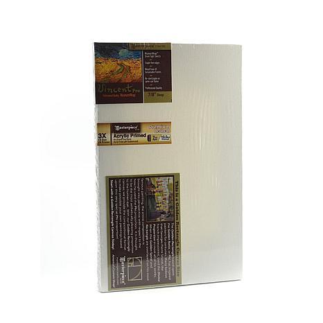 """Vincent Pro Stretched Cotton Canvas - 8"""" x 13"""""""