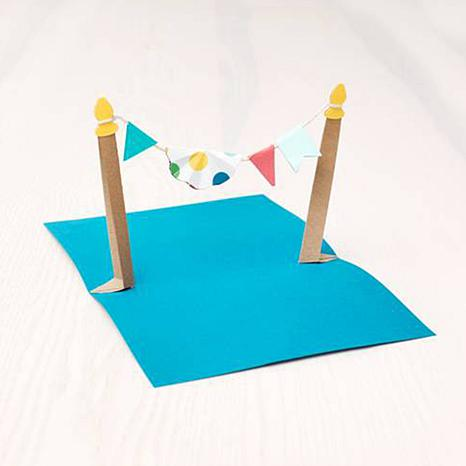 We R Memory Keepers Pop-Up Pennant Die Set
