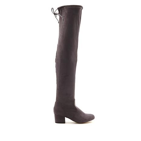 Wendy Williams Over The Knee Boot