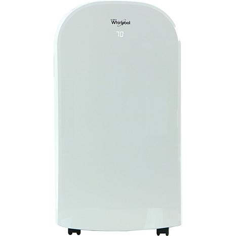 Whirlpool 400 Sq. Ft. Portable Air Conditioner w/Remote Control -White