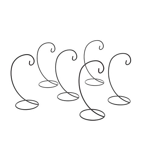Winter Lane Ornament Display Stand 6-pack