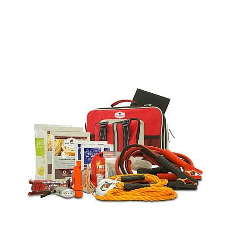 Wise Company Deluxe All-in-One Automobile Emergency Kit