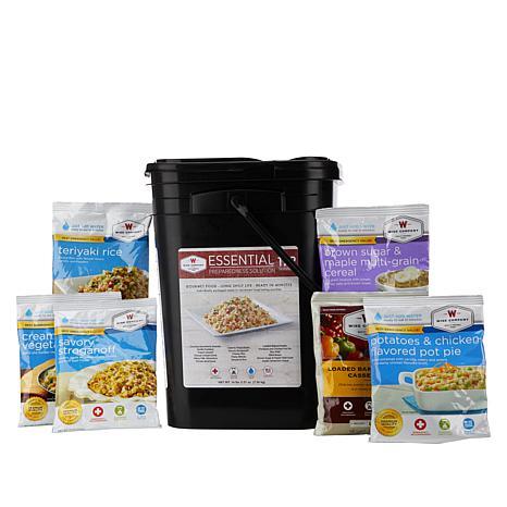 Wise Company Emergency Meals Preparedness Kit w/172 Servings