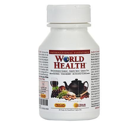 World Health - 30 Capsules