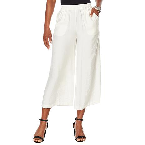 WynneLayers Malibu Wide-Leg Pant with Pockets