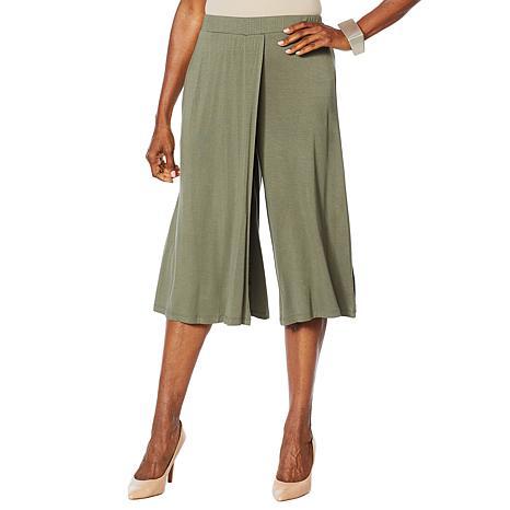 WynneLayers Wide Leg Culotte Pant